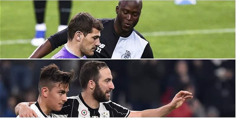 Porto y Juventus