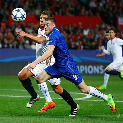 Sevilla y Leicester