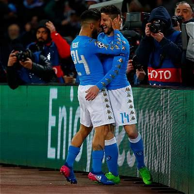 Nápoles 1- Real Madrid 3, en juego de vuelta por octavos de Champions