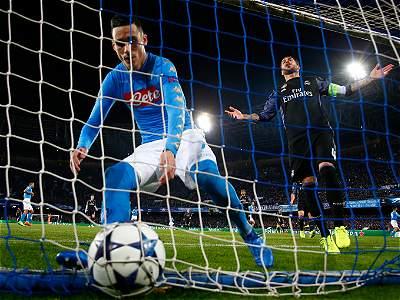 En fotos: Triunfos de Real Madrid y Bayern Múnich en octavos de final de Champions