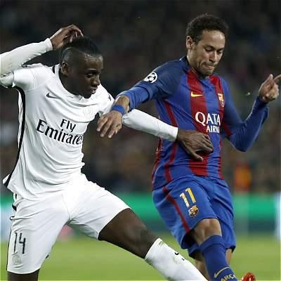 Las mejores fotos del emocionante partido entre Barcelona y PSG