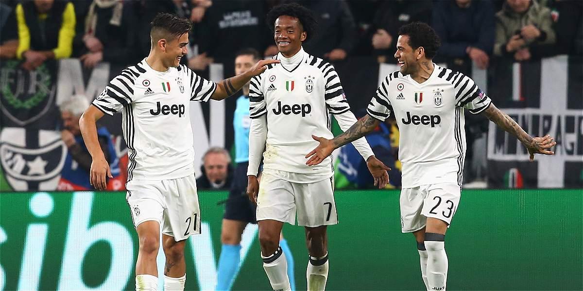 Juventus avanzó a cuartos de final de la Champions: venció 1-0 a Porto