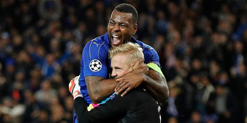 Leicester City Sevilla Champions League