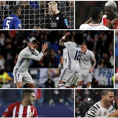 Este viernes se hará el sorteo de los cuartos de final de la Champions