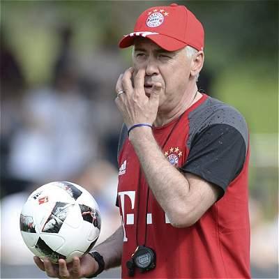 'Es excitante jugar contra el Real Madrid. Lo conozco bien': Ancelotti
