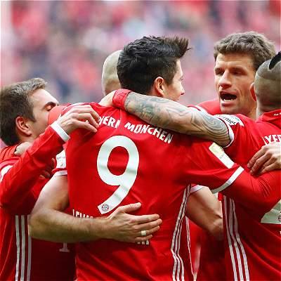El Bayern de Ancelotti, una máquina eficiente en el camino del Madrid