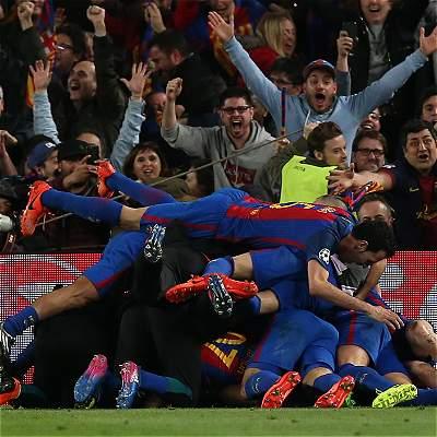 Sanciones a Barcelona