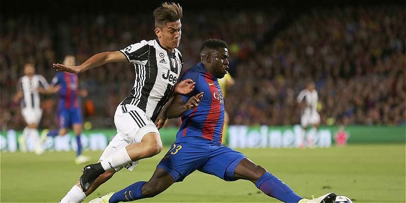 Barcelona vs Juventus para nota
