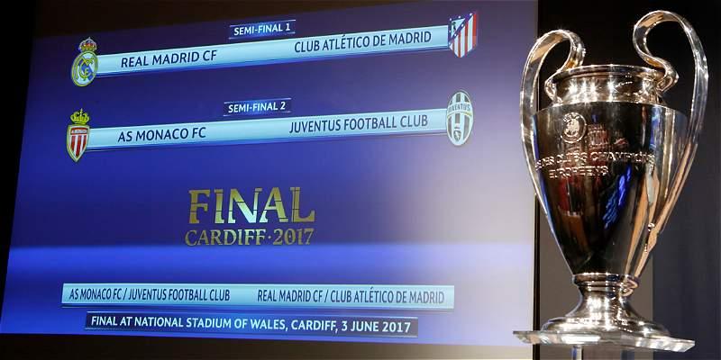 Semifinales de Champions
