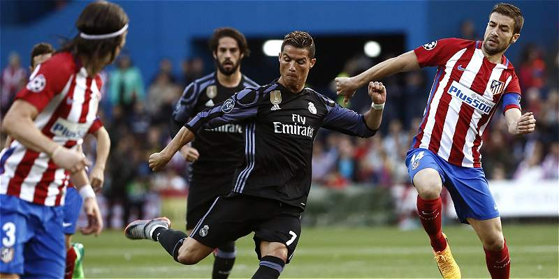 Reviva el minuto a minuto del Atlético de Madrid vs. Real Madrid
