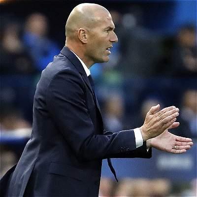 'Llegar dos veces seguidas a una final es el trabajo de todos': Zidane