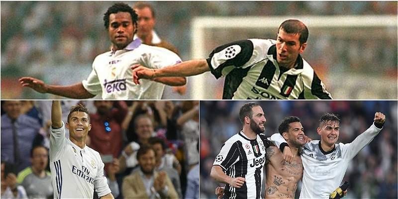 Antecedente final Champions League