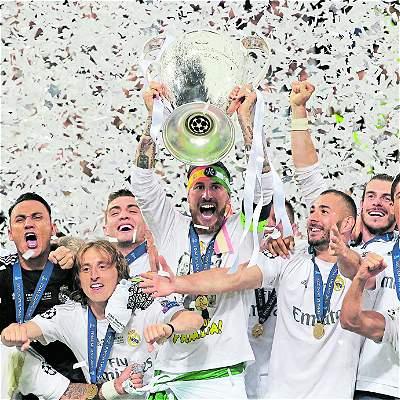 Real Madrid segunda Champions consecutiva