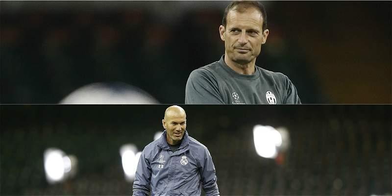 La evolución táctica de  Zidane frente a un maestro de la permutación