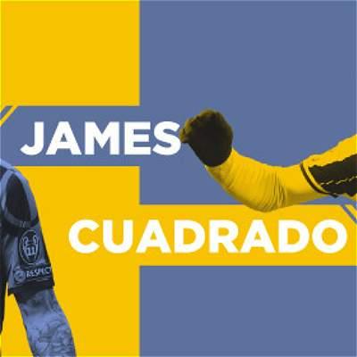 Así llegan James y Cuadrado: duelo colombiano en la final de Champions