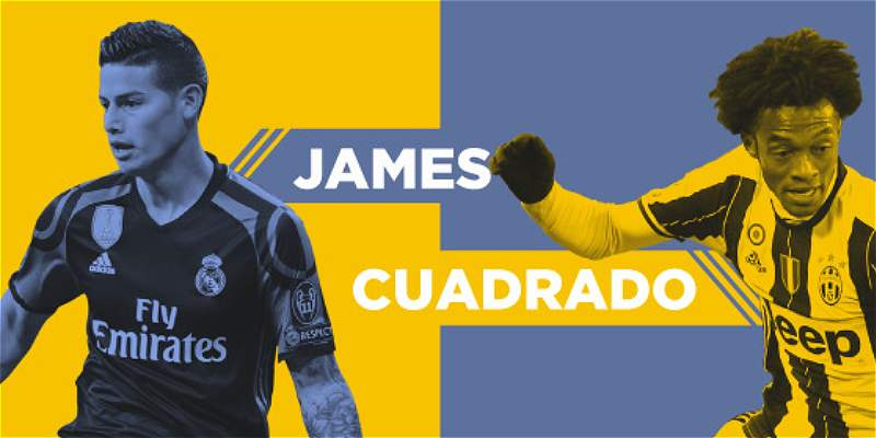 James vs. Cuadrado