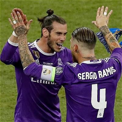 Gareth Bale, el sexto jugador en ser campeón de Europa en su casa