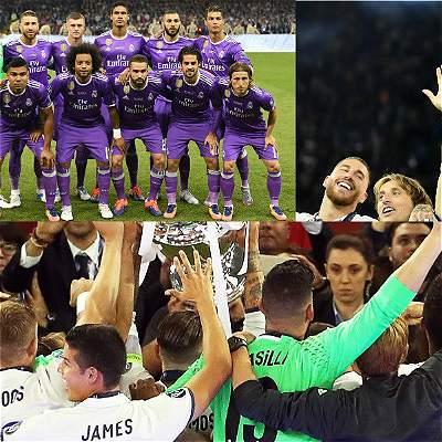 En fotos: así celebró Real Madrid su bicampeonato en Champions League