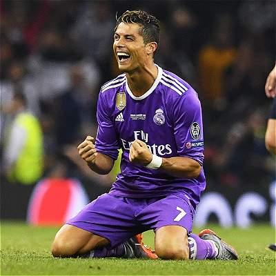 Cristiano Ronaldo, una leyenda del Real Madrid en Champions League