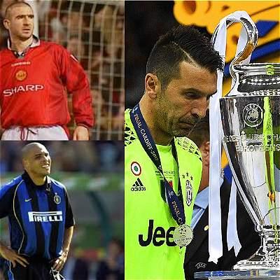 En imágenes: jugadores históricos que no ganaron la Champions League