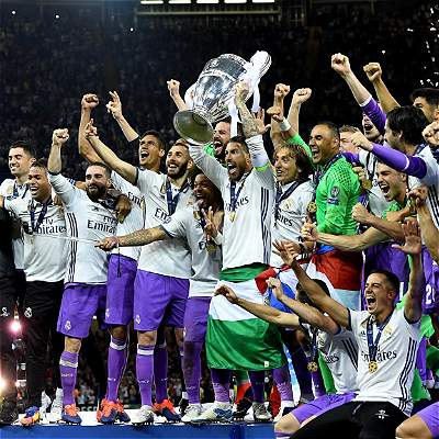 Real Madrid doblete