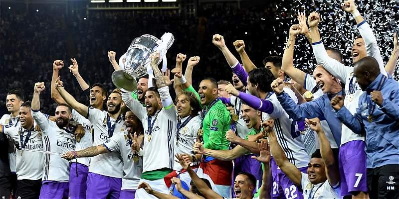 Después de 59 años, Real Madrid conquistó otro gran doblete