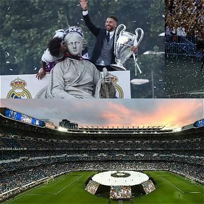 Real Madrid festejó su título