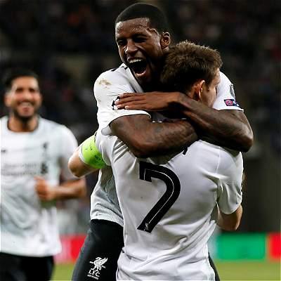 Liverpool venció a Hoffenheim