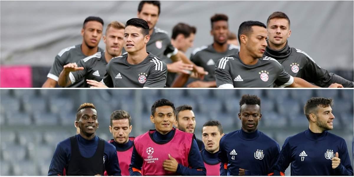 Bayern Múnich, por un buen inicio en su cuenta pendiente: la Champions