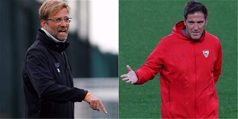 Luis Muriel y Sevilla visitan al Liverpool: en juego hay una revancha