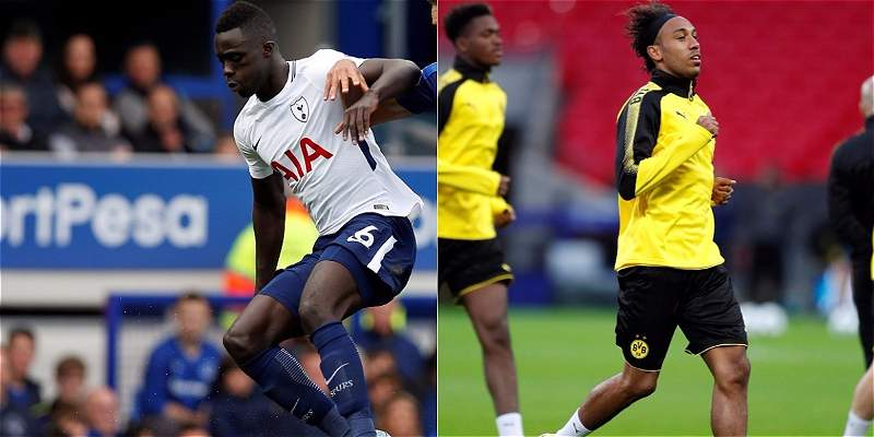 Tottenham vs Borussia
