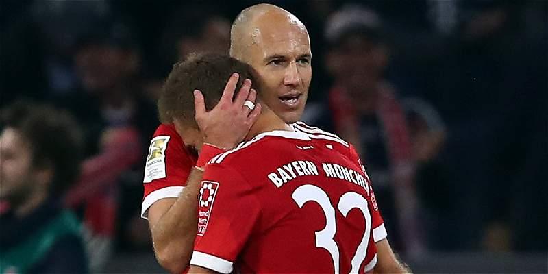 \'El dinero no marca goles, es la calidad en la cancha\': Robben