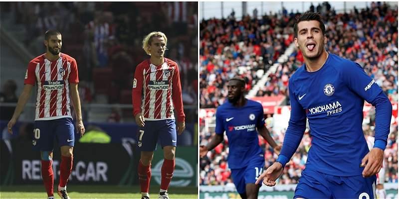 Atlético y Chelsea protagonizan un duelo de 'titanes' en el Wanda