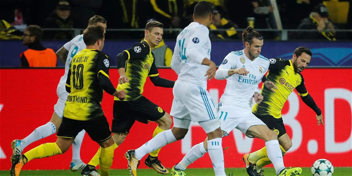 Reviva el minuto a minuto del duelo Borussia Dortmund y Real Madrid