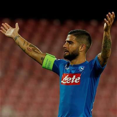 Nápoles recupera terreno y vence 3-1 al Feyenoord en Champions