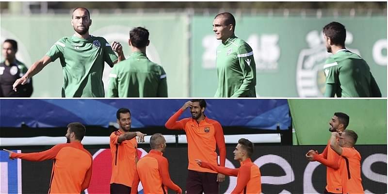 Barcelona, a seguir con su buena racha en Europa: visita al Sporting