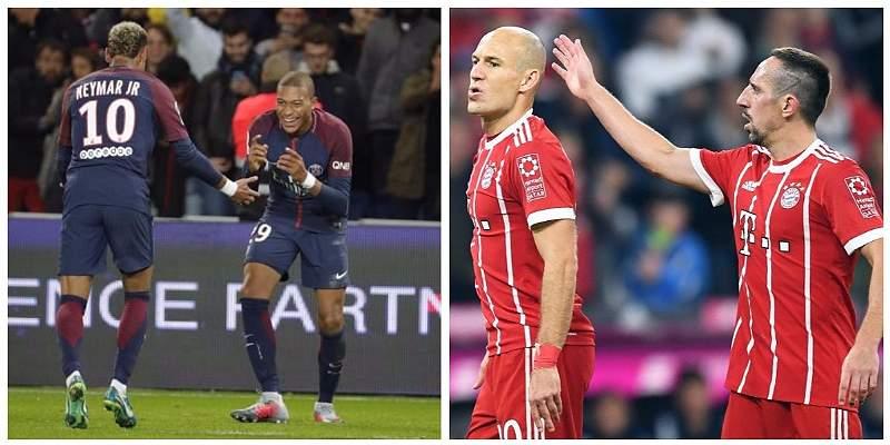 ¡Para alquilar balcón! PSG recibe al Bayern Múnich en Champions League