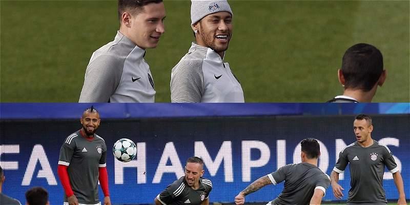 No se pierda el PSG vs. Bayern en Champions: aquí sabrá donde verlo