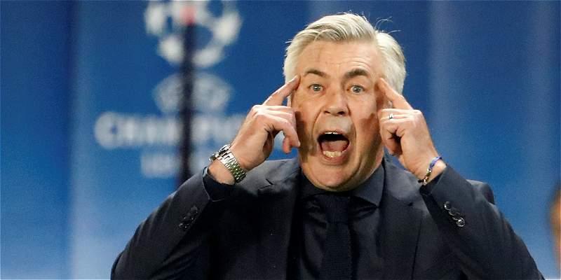 \'En un gran equipo siempre hay estrellas en el banquillo\': Ancelotti