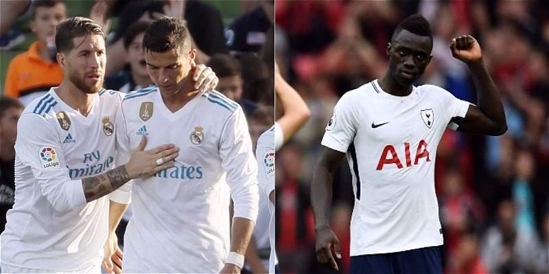 Prueba de fuego para Dávinson Sánchez: Tottenham visita al Real Madrid