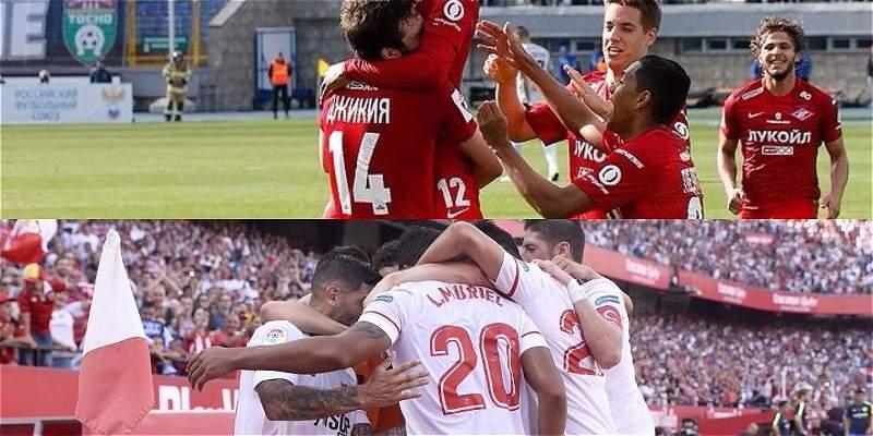 Sevilla, de Muriel, a mantener el liderato del grupo: visita a Spartak