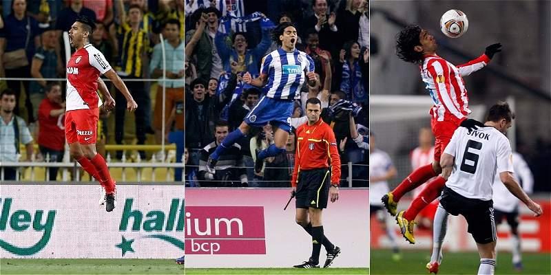Falcao, un delantero que se crece enfrentando a los equipos turcos