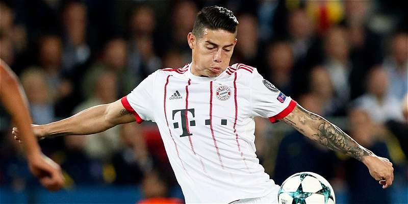 'Creo que James Rodríguez le va a aportar mucho al Bayern': Heynckes