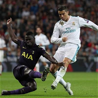 Real Madrid no pudo con el Tottenham de Davinson: igualaron 1-1