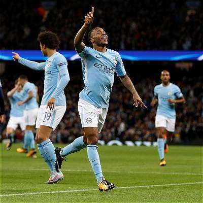 Manchester City acabó con la buena racha del Nápoles y lo venció 2-1