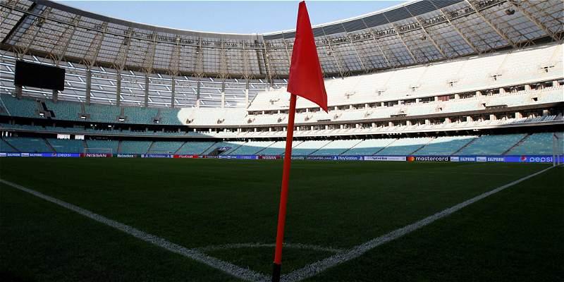 Estadio de Baku