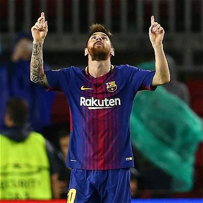 Messi agiganta su legado: llegó a 100 goles en competencias europeas
