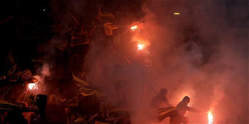 Uefa le abrió expediente disciplinario al Apoel y al Borussia Dortmund