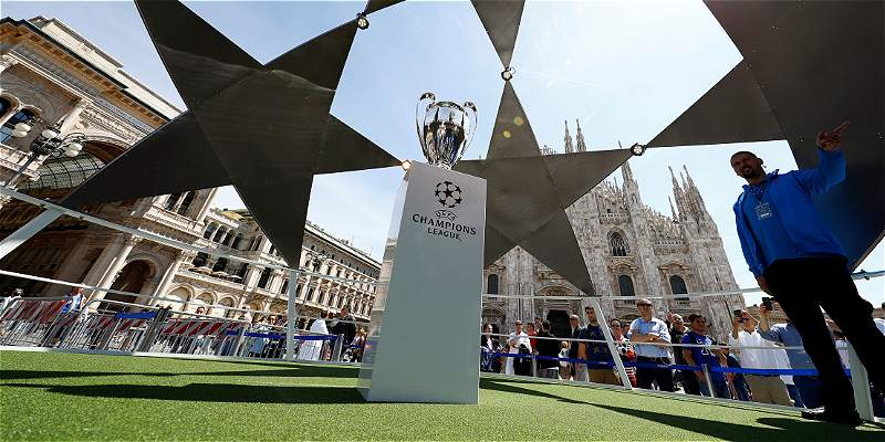 Uefa reparte 1.396 millones de euros entre clubes de la Champions
