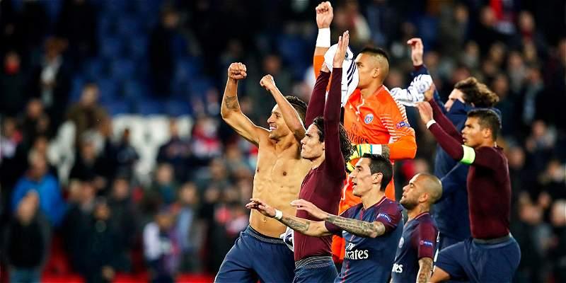 PSG no tuvo problemas con Anderlecht: 5-0 y a los octavos en Champions